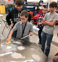 SGMS Hosts Annual Career Week For 8th Graders