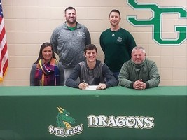 Boyer Signs with St. Charles