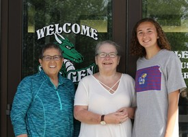 Senior Sarah Moore Receives Foundation for the Restoration of Ste. Genevieve Scholarship