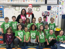 Cat in the Hat Drops in for Surprise Visits During Read Across America Week