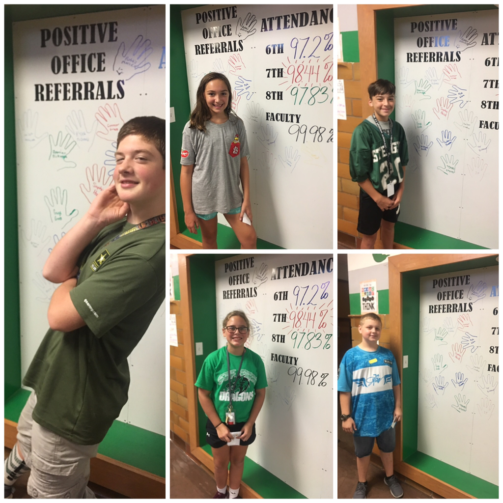 Positive Referrals!